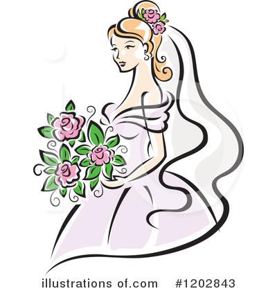 Bride clipart skinny bride Free Clipart Free Bride Clipart