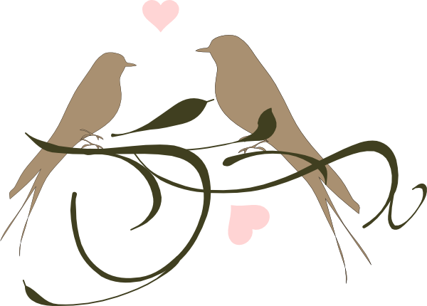 Mourning Dove clipart lovebird Clipart Download Wedding Free