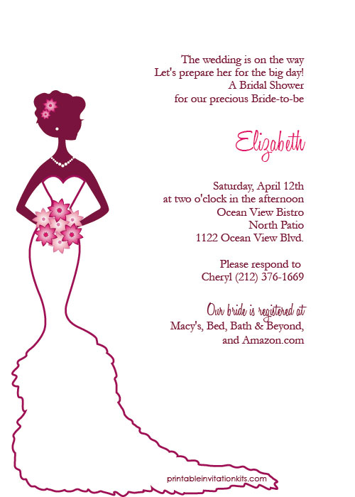 Elegance  clipart party Invitation clipart art Clip shower