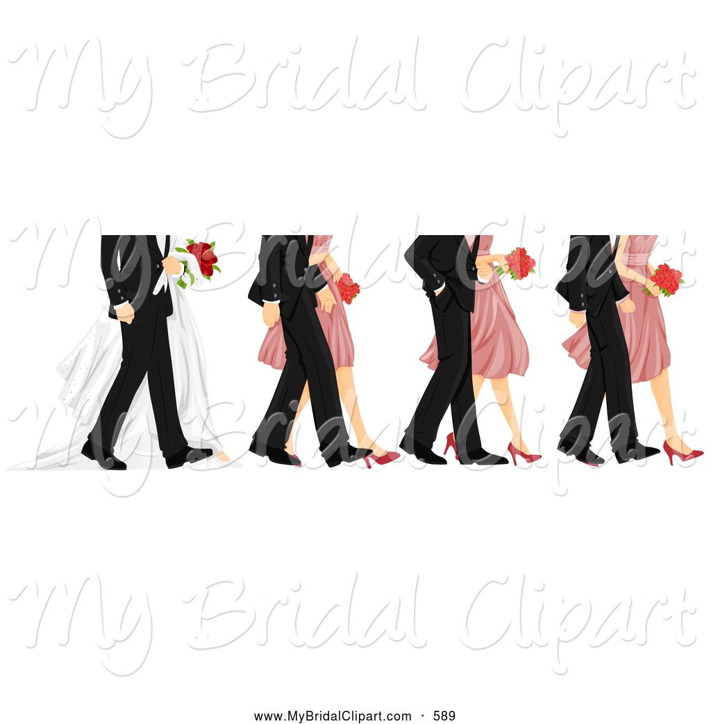 Bride clipart bride bridesmaid Page Groomsmen Royalty Bridesmaids the