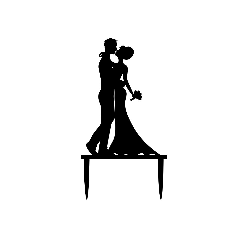 Wedding Cake clipart bridal couple Bride Clip Clip Free Art