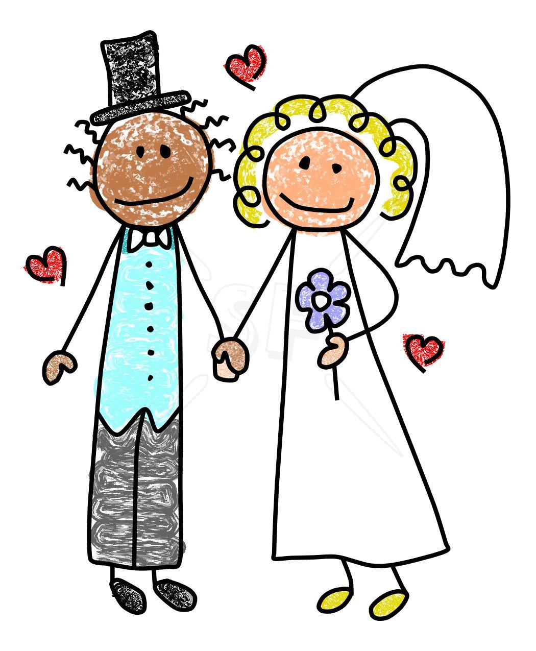 Bride clipart cartoon #13