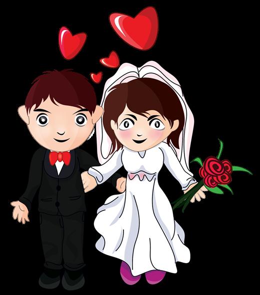 Wedding clipart cartoon EPS Groom Free clipart of