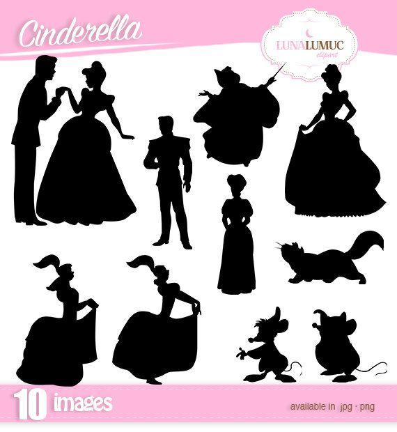 Kisses clipart cinderella Ideas by Clipart 25+ Cinderella