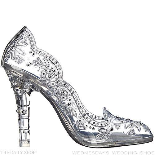 Bride clipart cinderella shoe #9