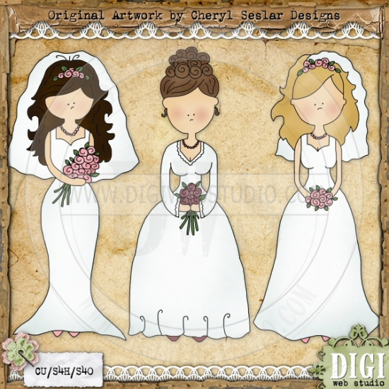 Bride clipart country wedding Art Clipart art country Country