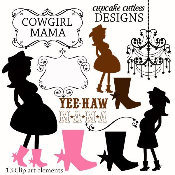 Cowgirl clipart background 87 images best on art