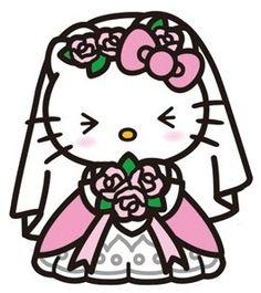 Bride clipart hello kitty Hello Find Cupcake Pin