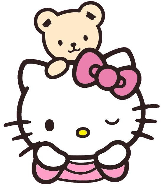 Bride clipart hello kitty Images hello kitty how 693