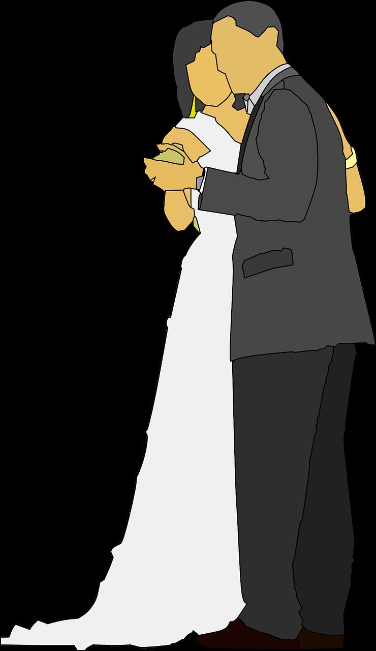 Bride clipart husband Public to Use Clip Bride