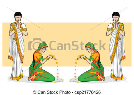 Bride clipart indian welcome #6