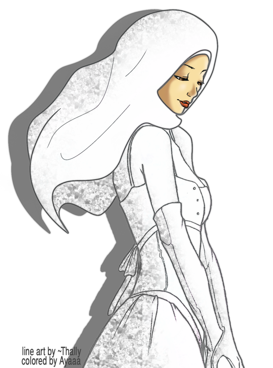 Bride clipart islamic #9