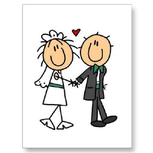 Bride clipart kid Clipart best on Bride Groom
