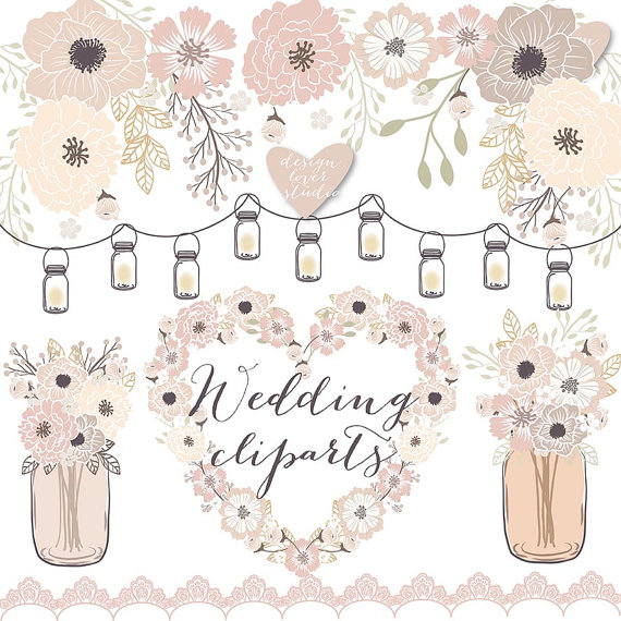 Cage clipart shabby chic Wedding rustic Free  Download