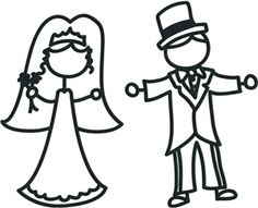 Bride clipart stick figure From I Online I'm this