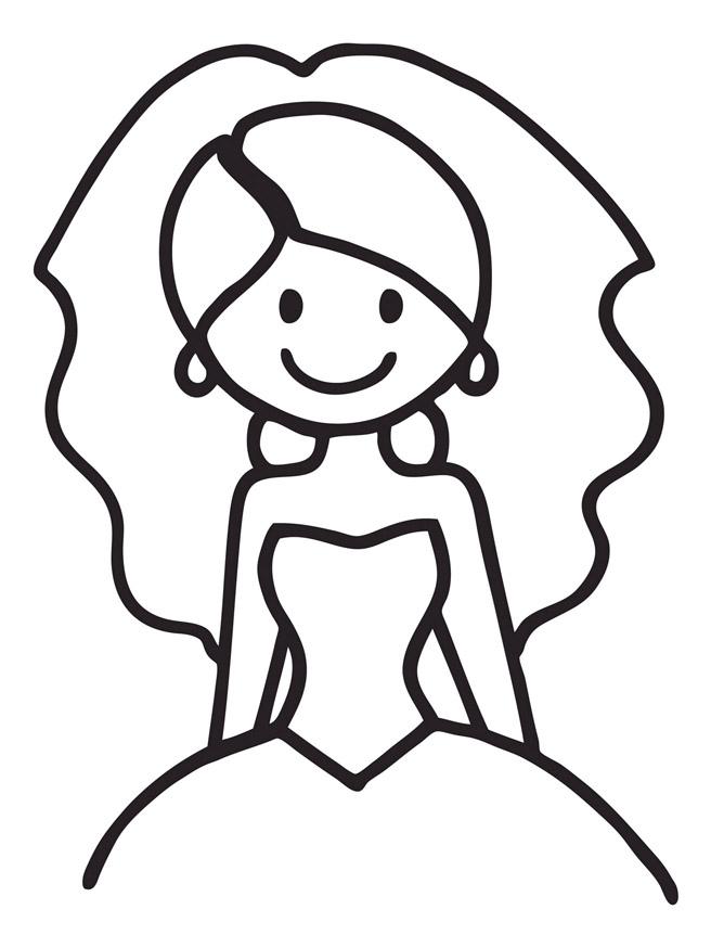 Bride clipart stick figure Heartstrings Figure 4 Clip Stick