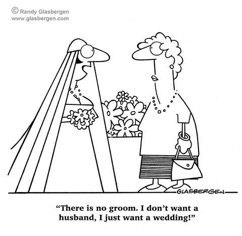 Bride clipart stressed #4
