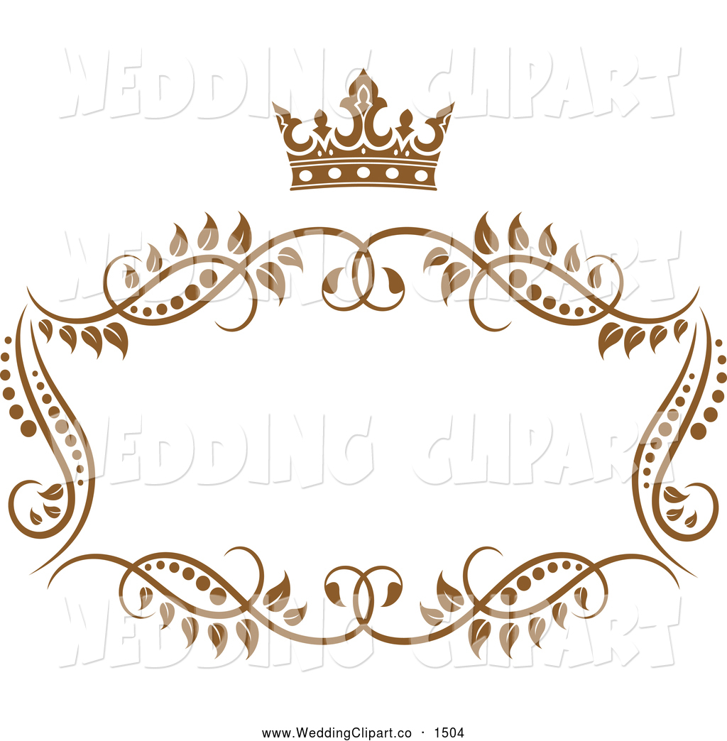 Scroll clipart gold Wedding Mother Free Bride Of