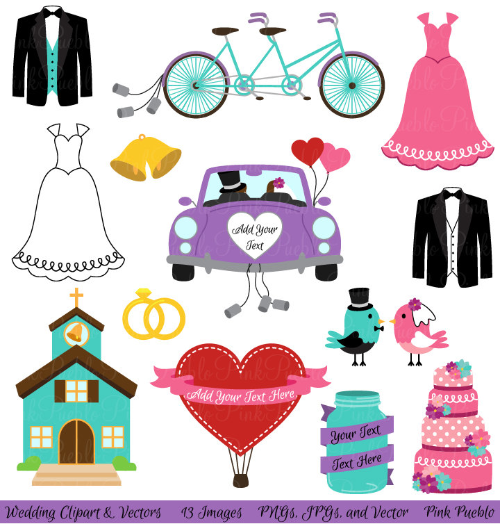 Bride clipart vector Collection Panda Clipart Wedding Free