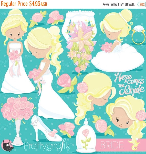 Bride clipart vector Bride Wedding wedding wedding use