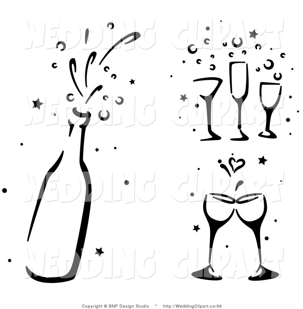Bride clipart wedding celebration Reception Art Reception – Clipart