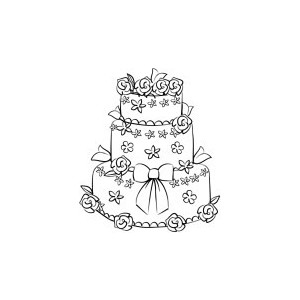 Bride clipart wedding ceremony #1