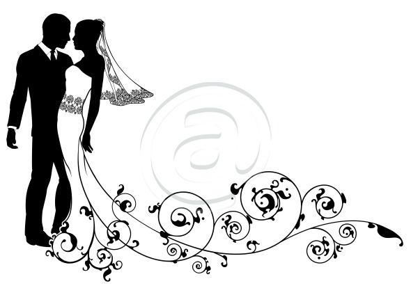 Bride clipart wedding day 50 Google bride Search Pinterest