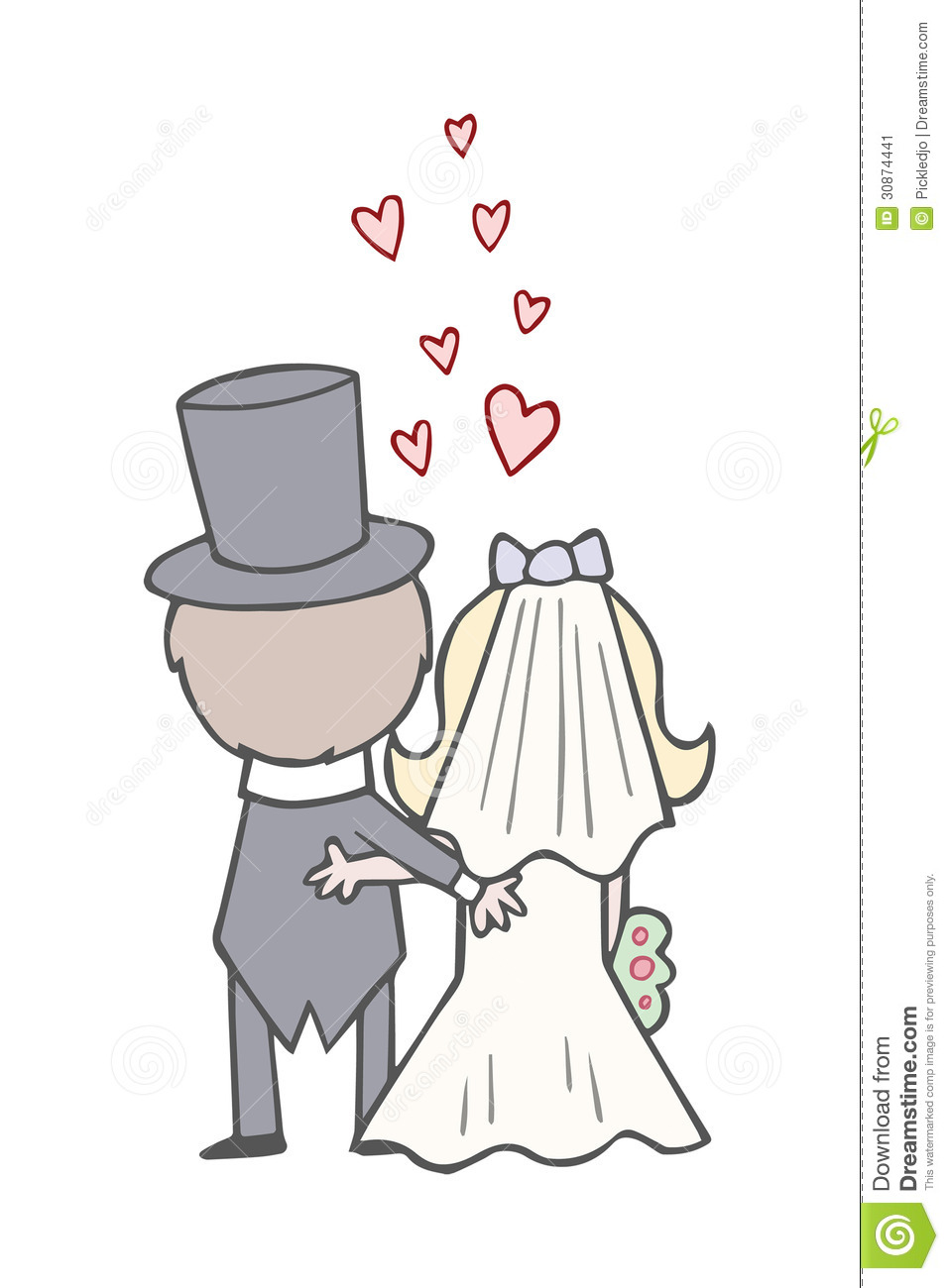Bride clipart wedding day Bride Clipart clipart Cartoon and