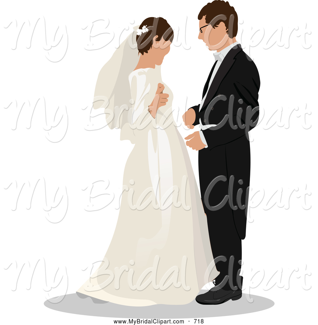 Bride clipart wedding day Their Groom Bride of Wedding