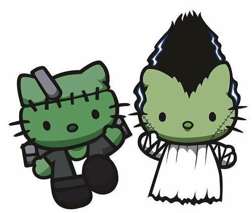 Bride Of Frankenstein  clipart cute #13