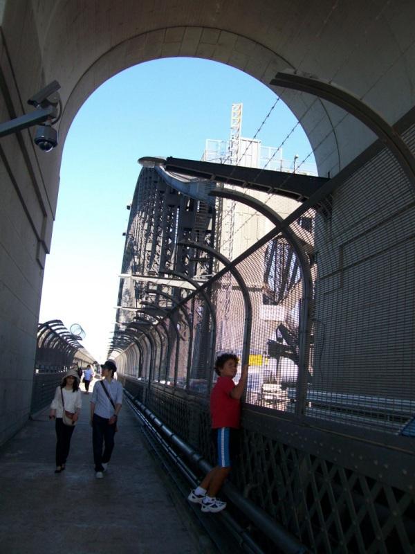 Bridge clipart morning walk Bridge image Across Sydney –