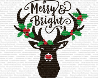 Bright clipart merry Merry clipart Merry mistletoe bright