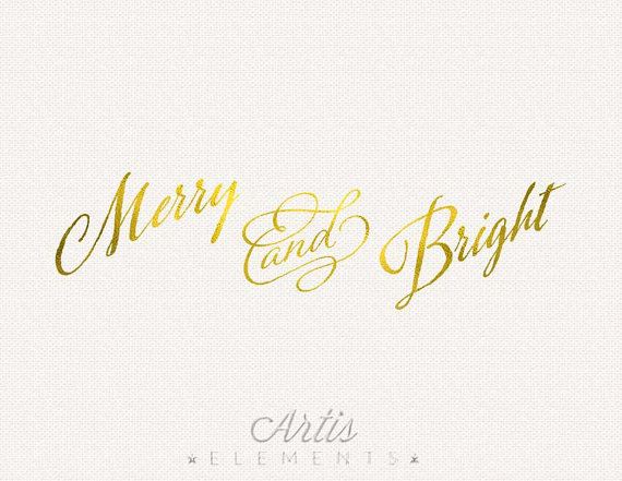Bright clipart merry Clip Clipart Bright and Merry