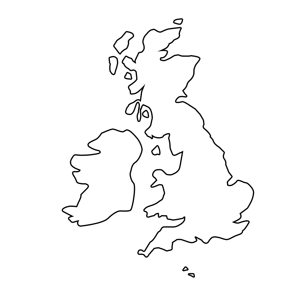 Britain clipart Britain Map Britain england collection Outline map