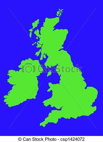 Britain clipart Britain Map Clip 411 isles British British