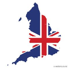 British Flag clipart england map Flag Maps Map Great Britain
