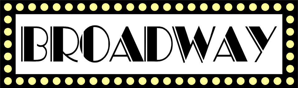 Broadway clipart Fun clip 10 Facts png