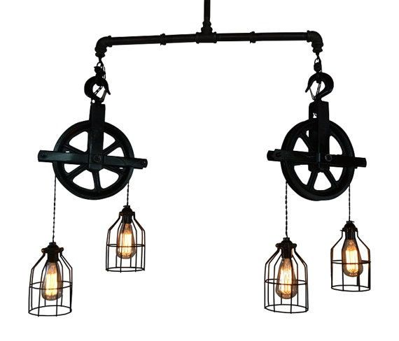 Chandelier clipart ceiling lamp Ceiling 25+ ideas Rustic Industrial