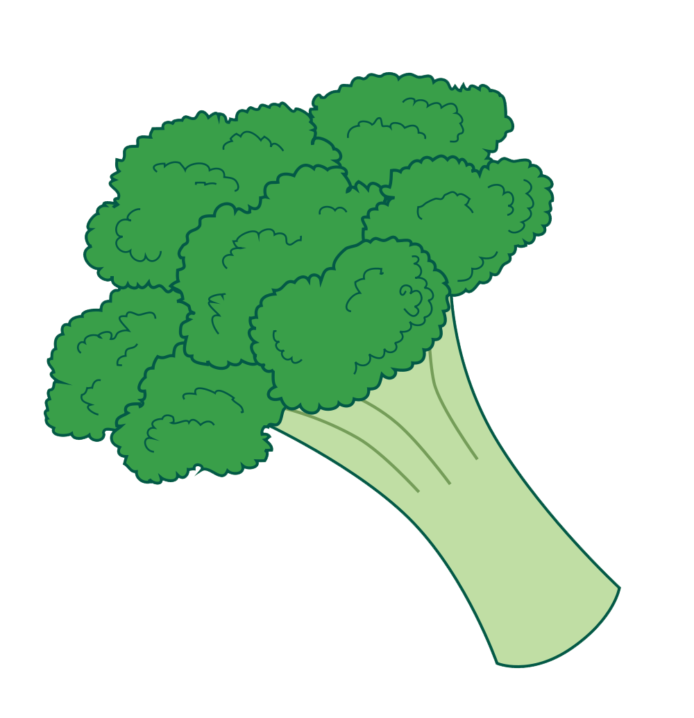 Broccoli clipart cauliflower Clip Public Free Clip Art