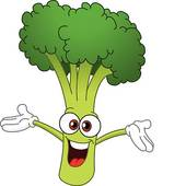 Broccoli clipart cauliflower Clip Royalty Art Broccoli Broccoli