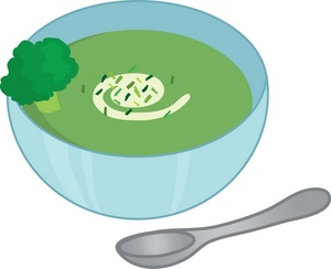 Stew clipart soup spoon #15