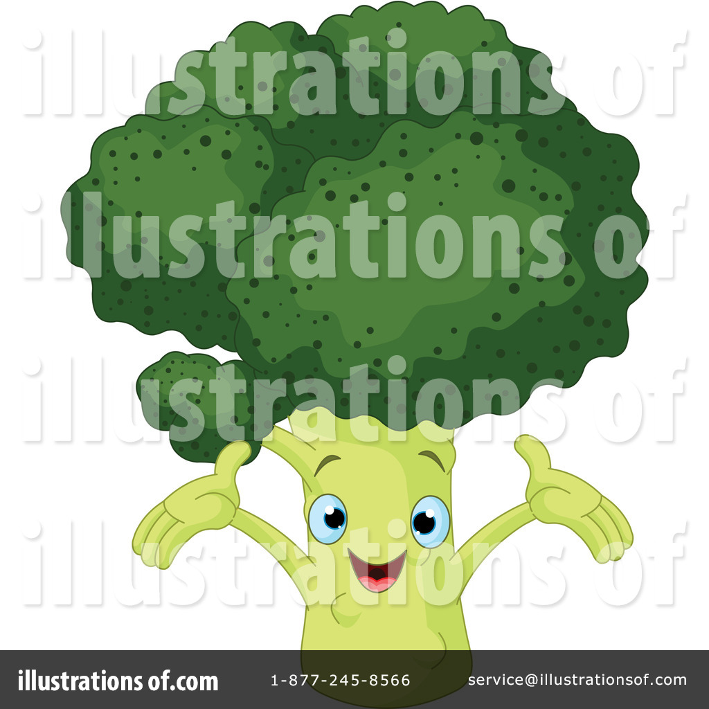 Broccoli clipart lettuce By Clipart Royalty Free #1051572