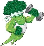 Broccoli clipart strong Nutrition jpg Clipart Free and