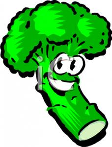 Broccoli clipart strong Free Broccoli Royalty Clipart Picture