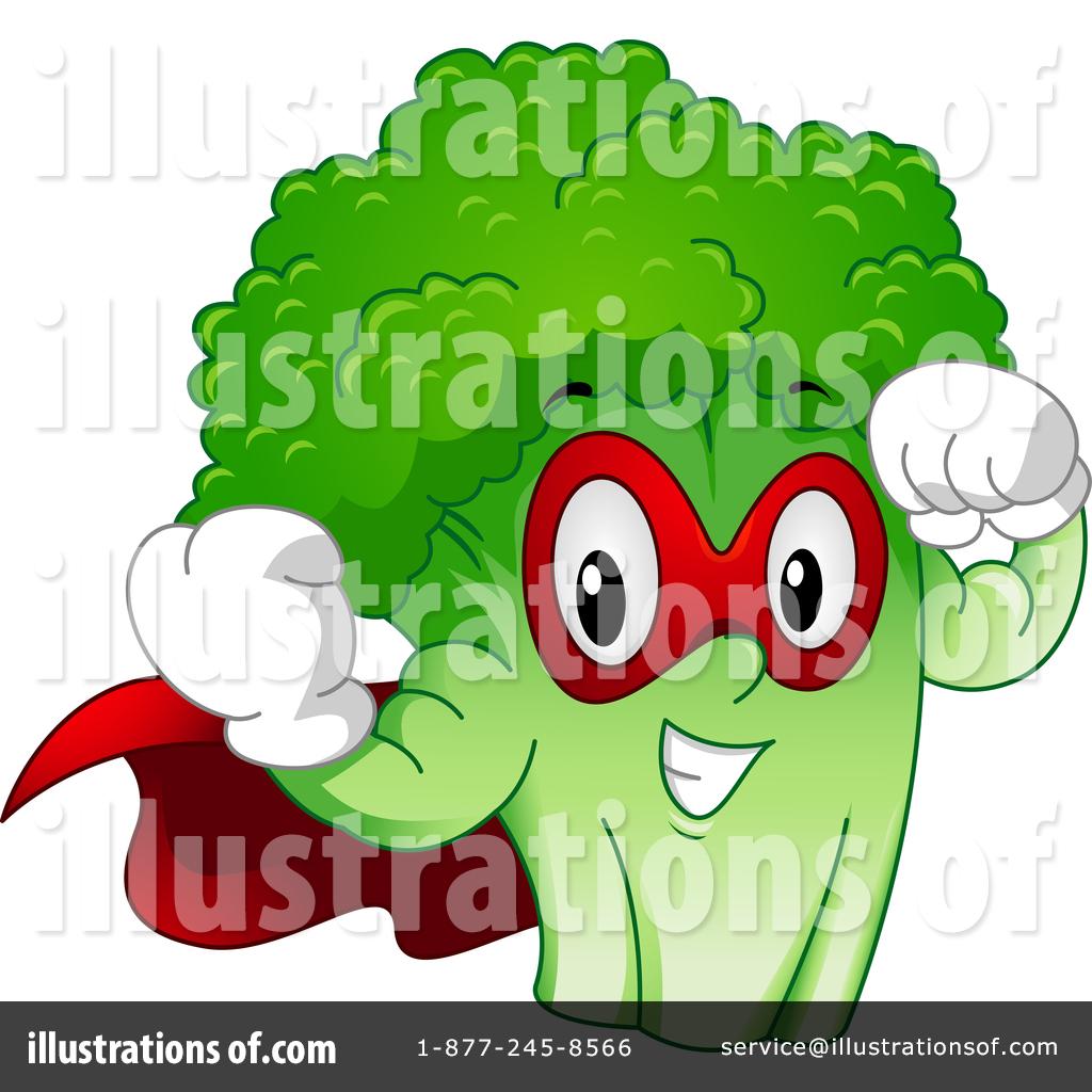 Broccoli clipart vege By Free Studio Illustration Clipart