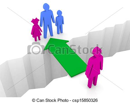Broken Bridge clipart footbridge To Bridge Clip man from