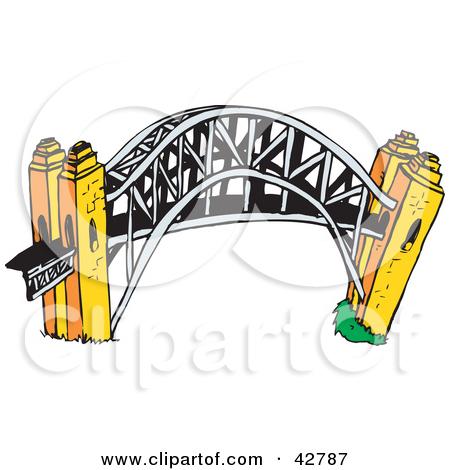 Broken Bridge clipart beam bridge Clipart Images Free Clipart Panda
