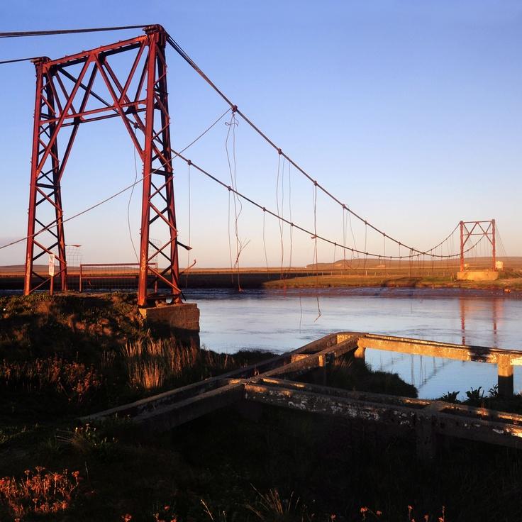 Broken Bridge clipart beam bridge Patagonia The Bridge Nowhere On