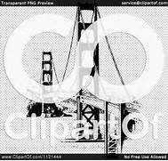 Broken Bridge clipart black and white For Bridge Broken free Gallery
