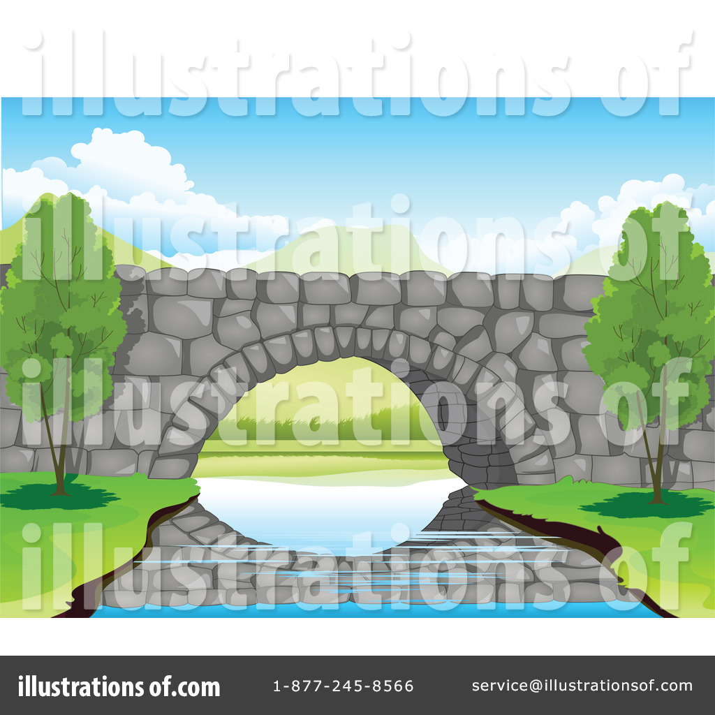 Broken Bridge clipart footbridge Bridge Royalty #1133363 Free by